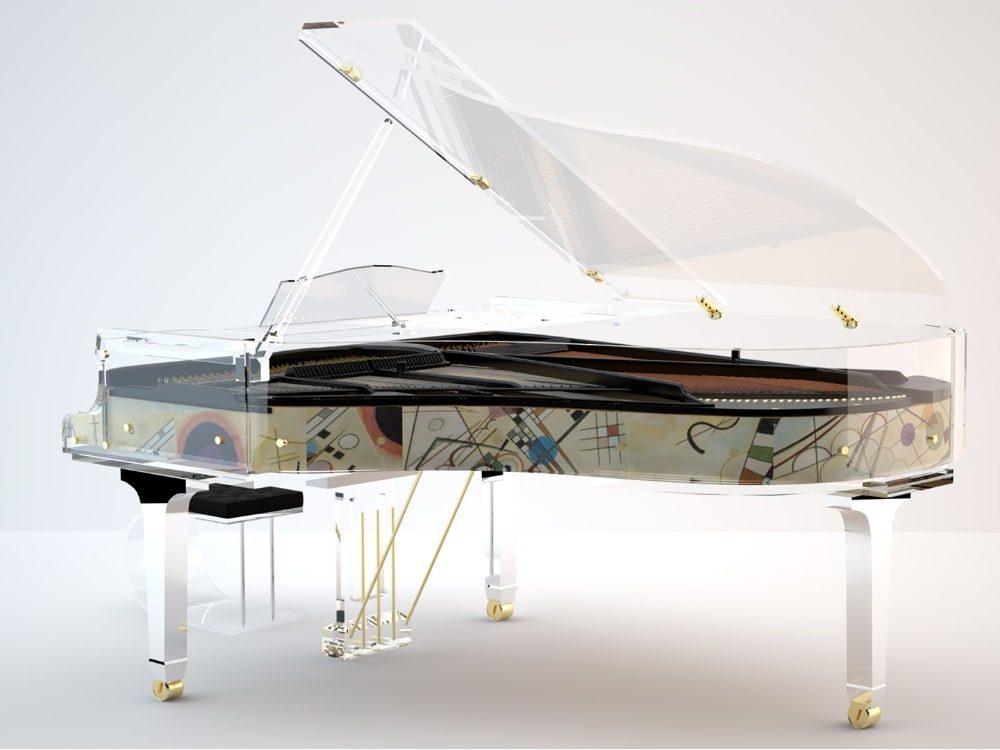 Lucid Panoramic transparent piano_4