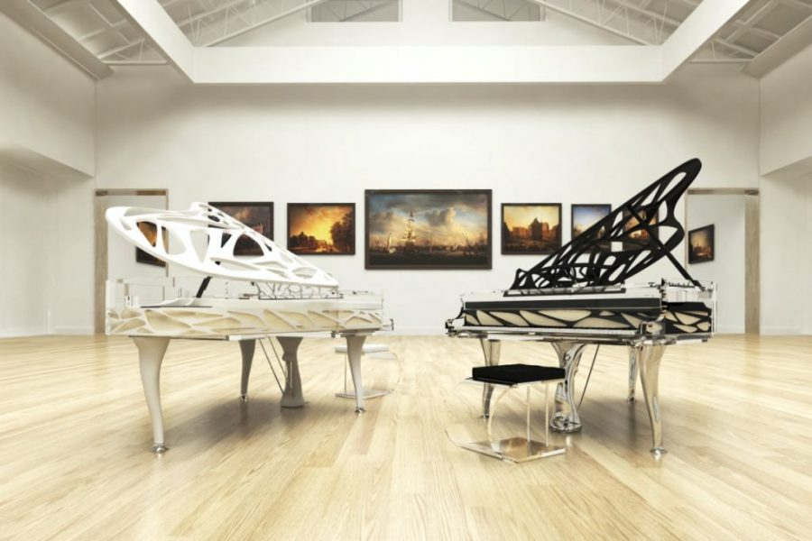 Luxury pianos for sale