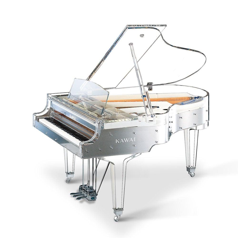 Kawai crystal piano cr40