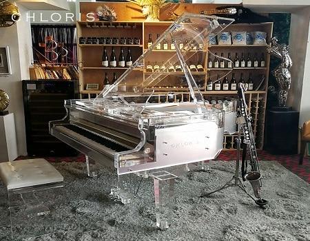 chloris acrylic piano