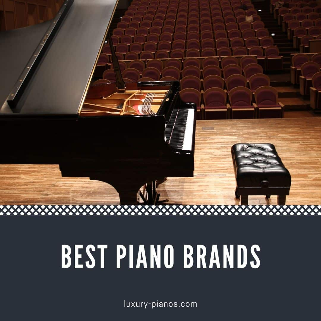 Best piano brands rating and reviews