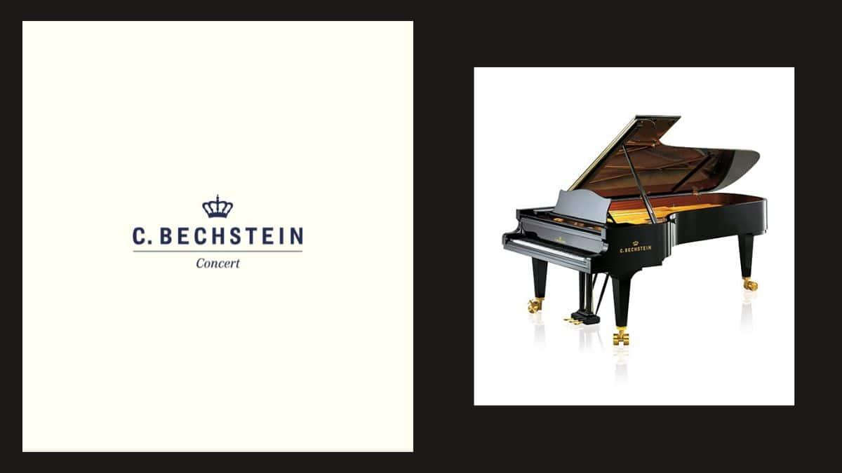 C Bechstein Piano