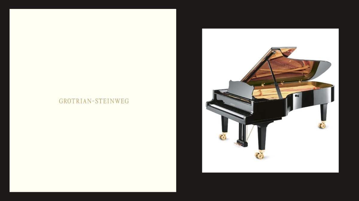 Grotrian-Steinweg Piano