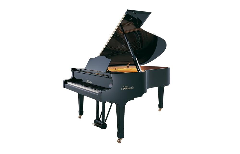 Haessler grand piano