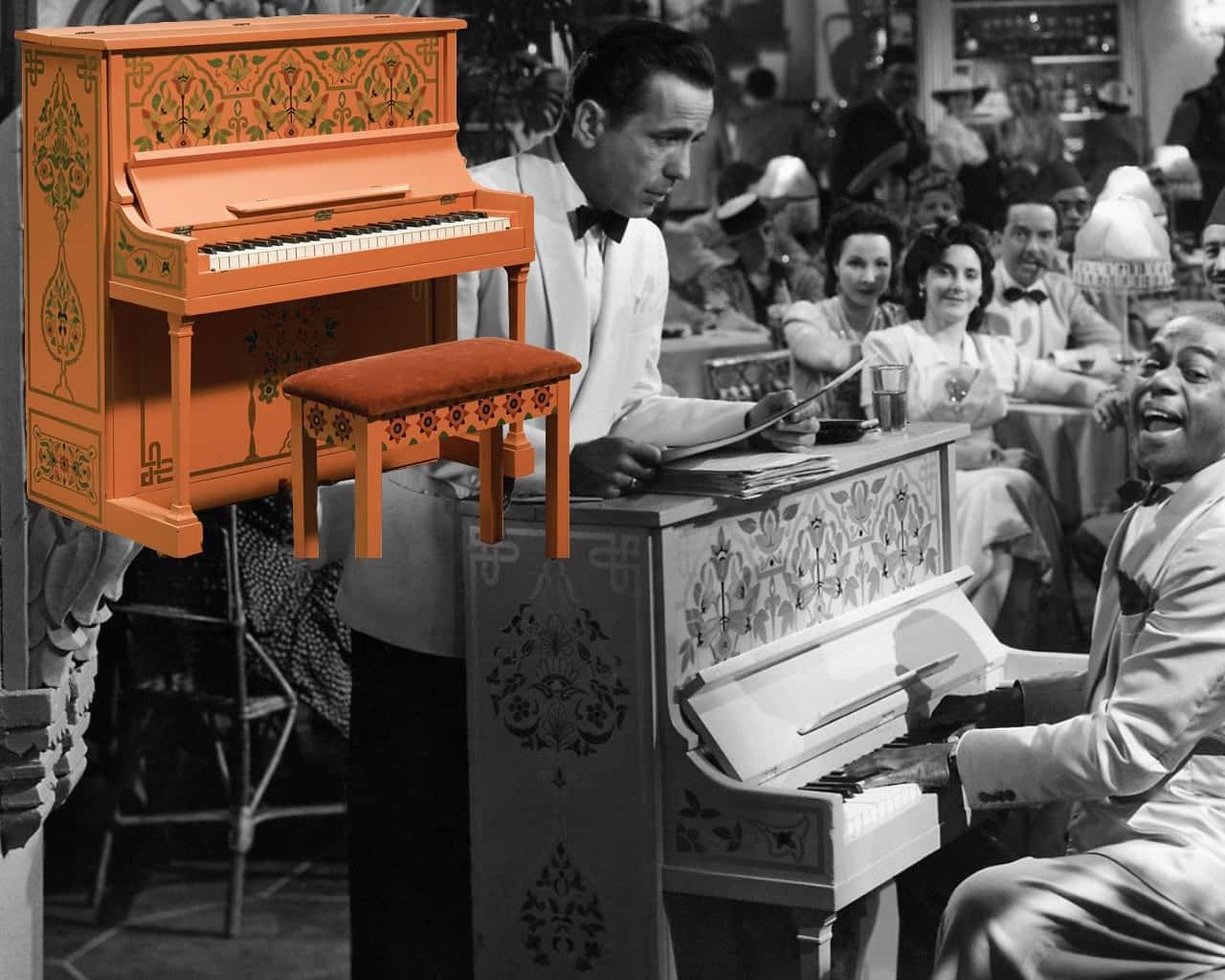 Steinway Casablanca Piano