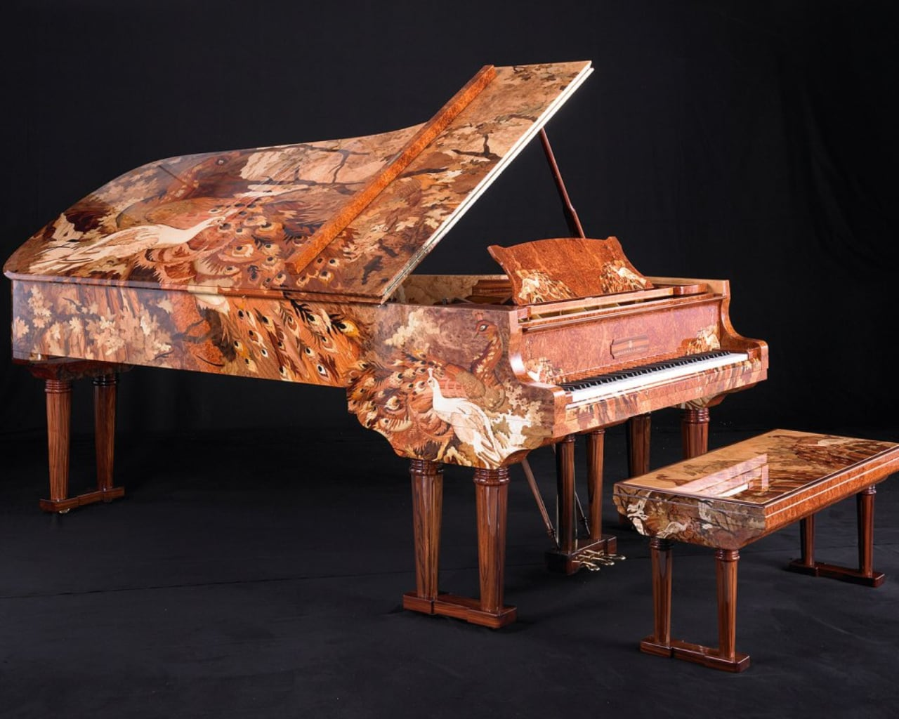 Steinway & Sons Sound of Harmony piano