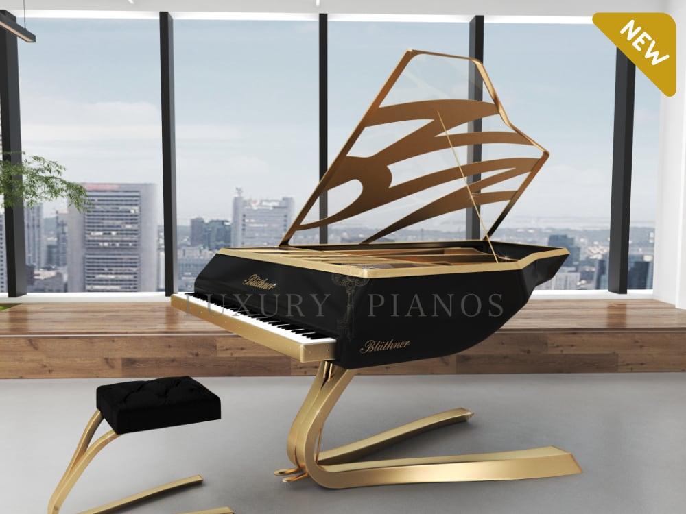 Lucid Enzo grand piano