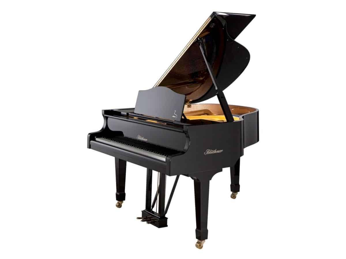 Bluthner Model 11 baby grand piano-2
