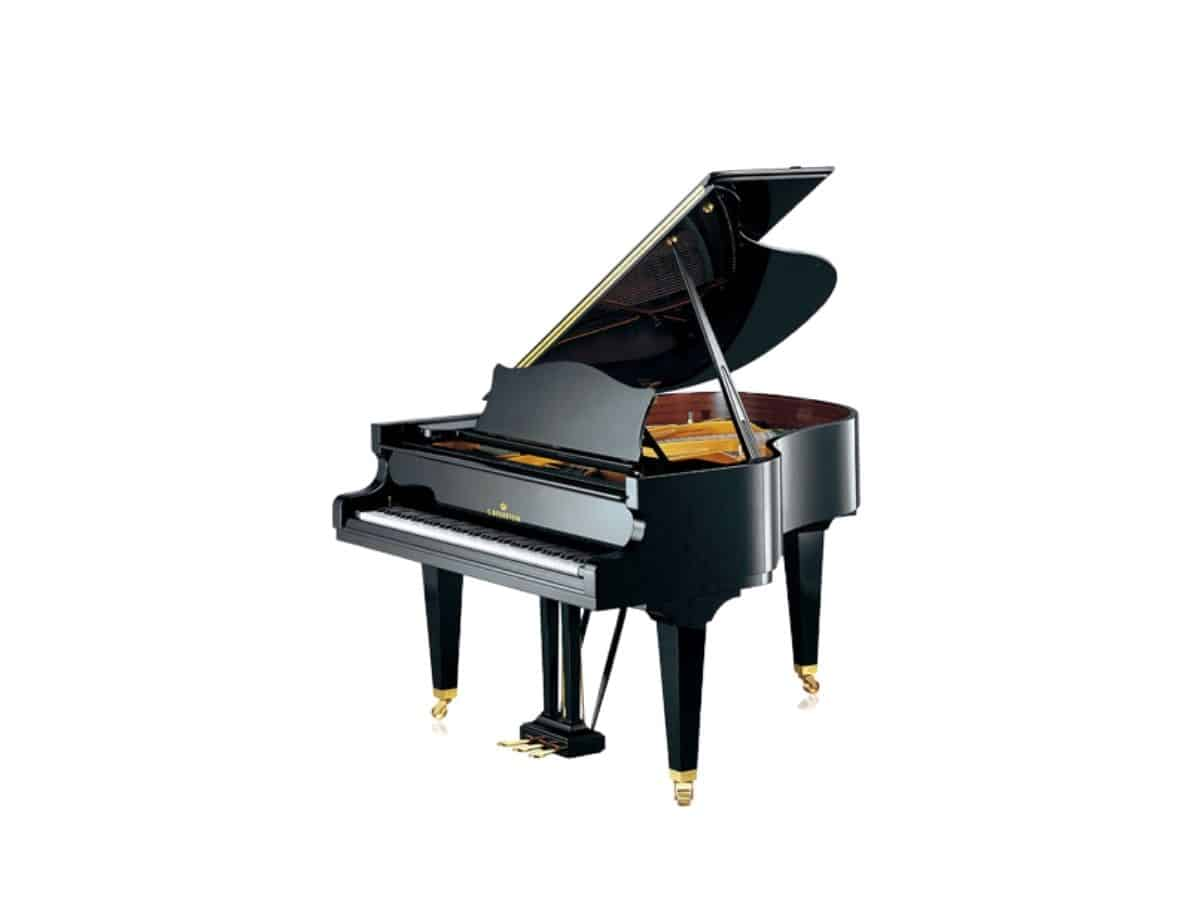 C Bechstein L167 baby grand piano
