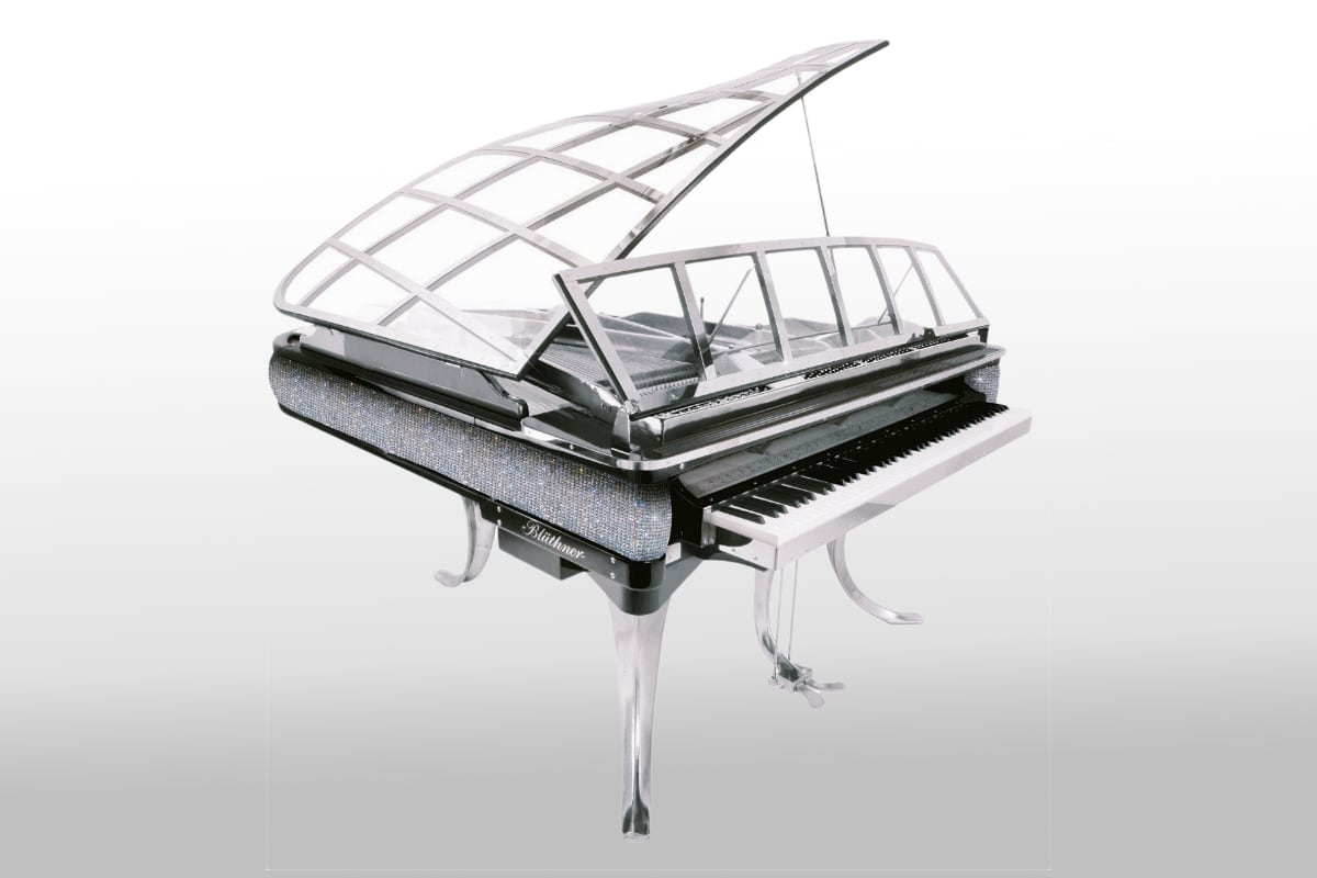 Bluthner PH grand piano