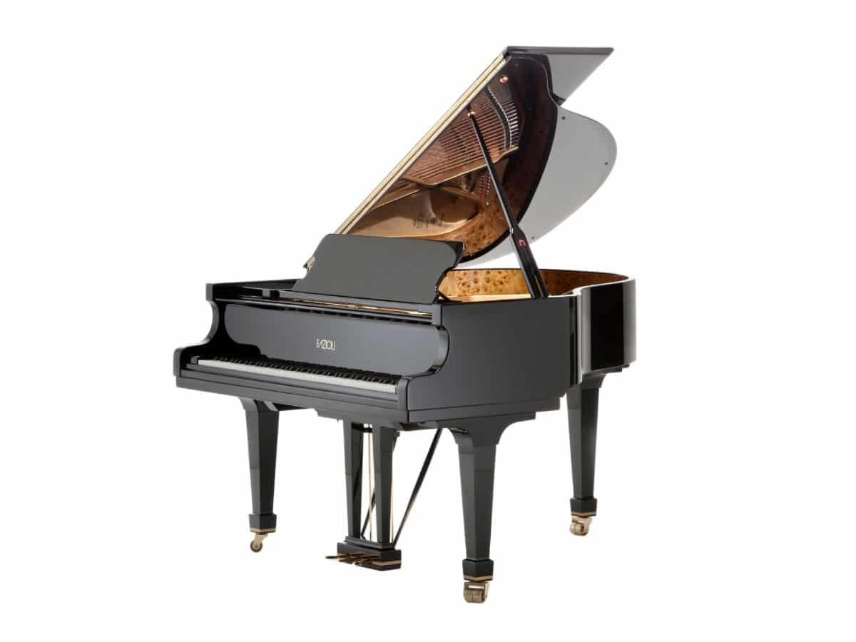 fazioli Model f156 baby grand piano