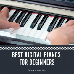 Best digital pianos for beginners reviews