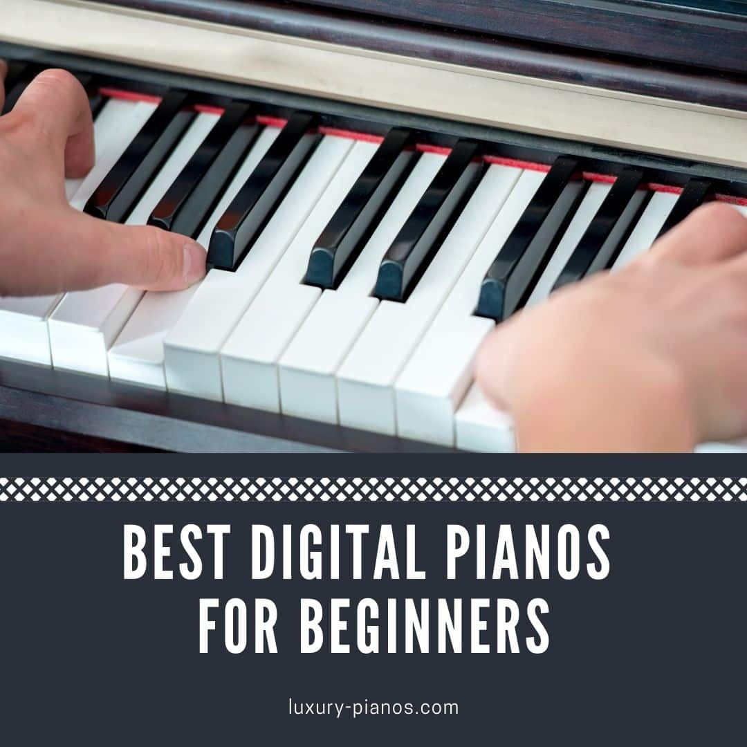 Best digital pianos for beginners reviews