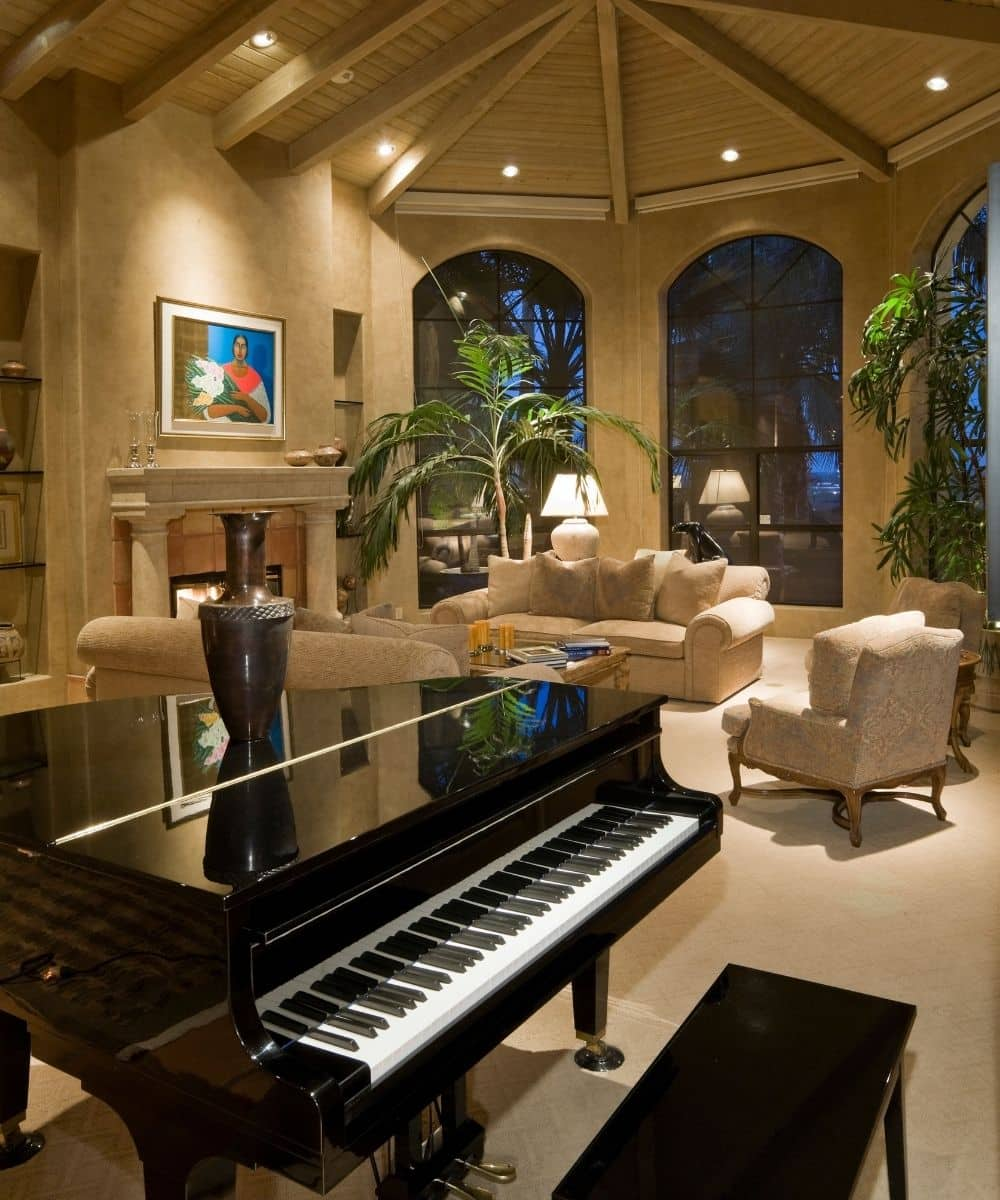 Piano room ideas_8