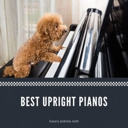 best upright pianos
