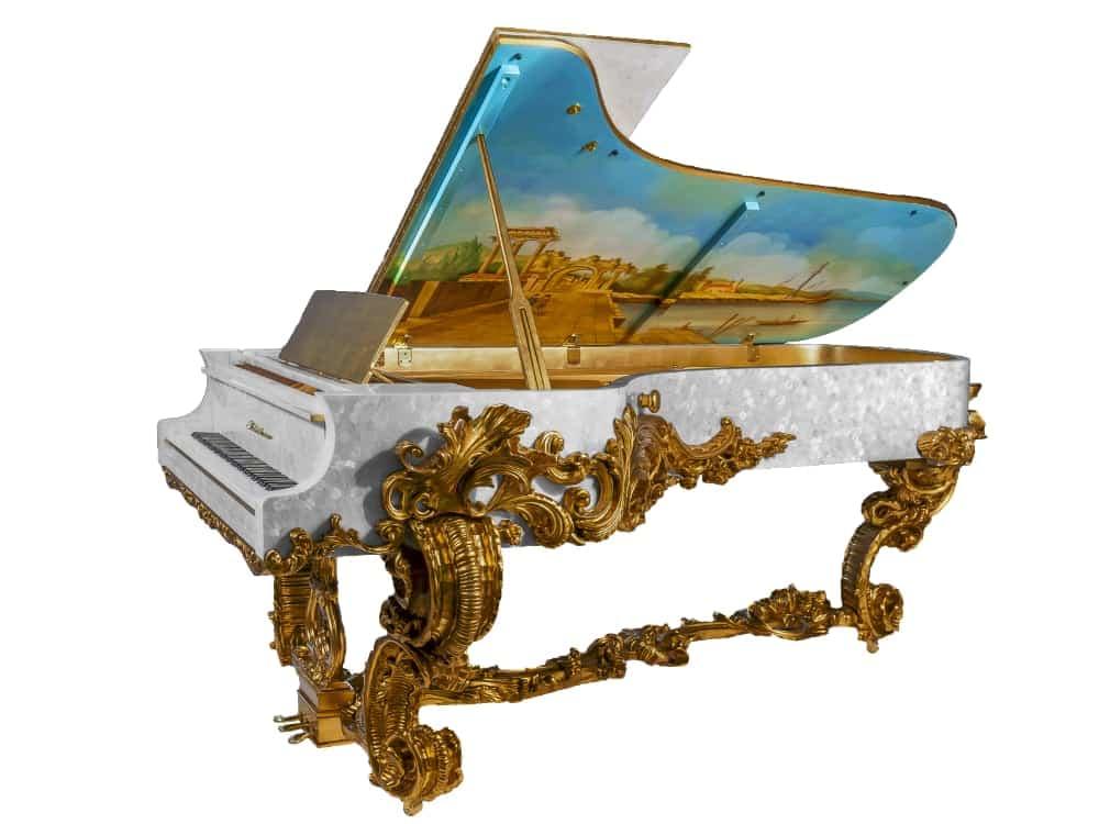 The Golden Age Grand Piano