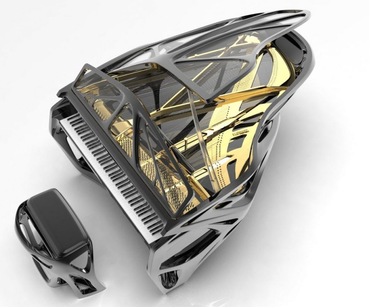 Bluthner Lucid EXO Grand Piano_06